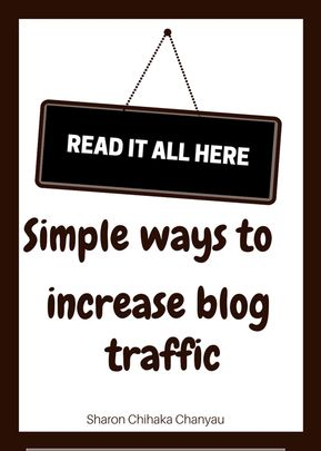 Increase traffic to your blog. Earn much needed passive income through your website. Manage and market your content
