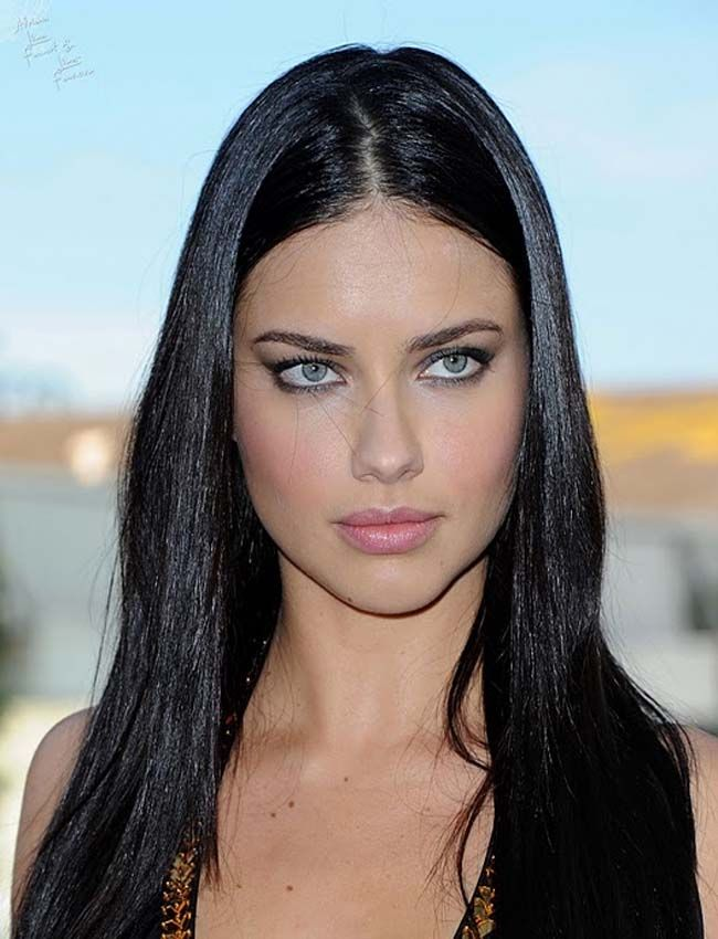 Adriana Lima is a well-known Brazilian model