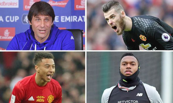 Man Utd May deadline 200m Chelsea condition Arsenal Blues battle 25m Liverpool swoop   via Arsenal FC - Latest news gossip and videos http://ift.tt/2ns9nsB  Arsenal FC - Latest news gossip and videos IFTTT