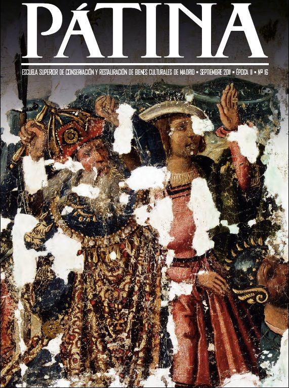 Pátina : revista de la Escuela Superior de Conservación y Restauración de Bienes Culturales de Madrid  Fondo en Bellas Artes : 1986-2001, 2006-