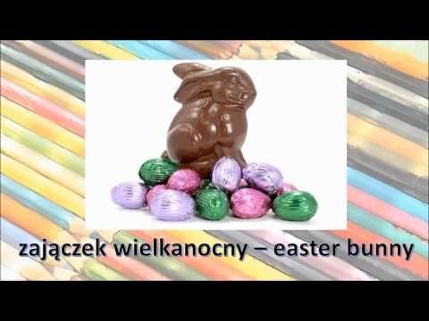 Nauka Angielskiego dla dzieci - Wielkanoc. Pokoloruj Świat. - YouTube