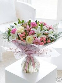 Mother's Day Extravagance Hand-tied