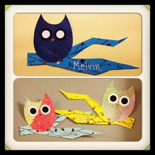 11 best Door Decs- Owls images on Pinterest   Door decs ...