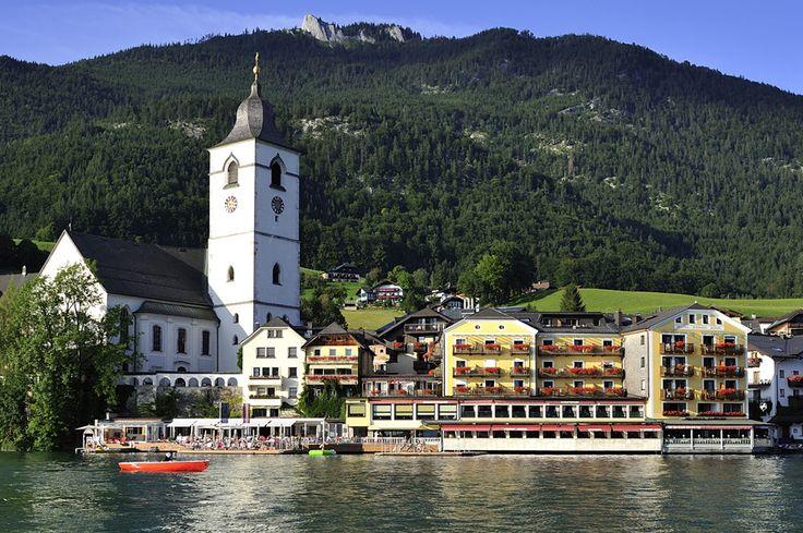 Das legendäre Romantik Hotel im Weissen Rössl