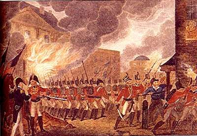 Info and activities on the War of 1812 (week 7)