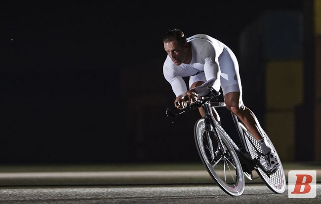 Retired professional cyclist Mario Cipollini tells how his experiences influence his road bike brand