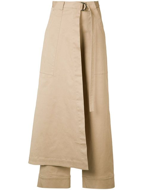 JOSH GOOT Utility Wrap Pants. #joshgoot #cloth #pants