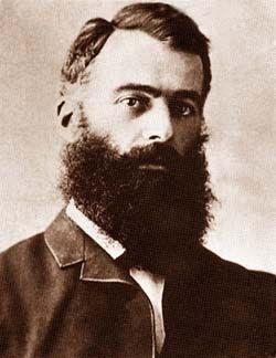 Laurence Hargrave inventor; pioneer aviator