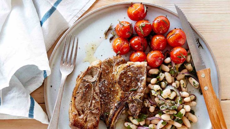 The perfect cut for chargrilling on the barbecue, this easy low-carb meal is great for get-togethers or fuss-free weekday dinners.