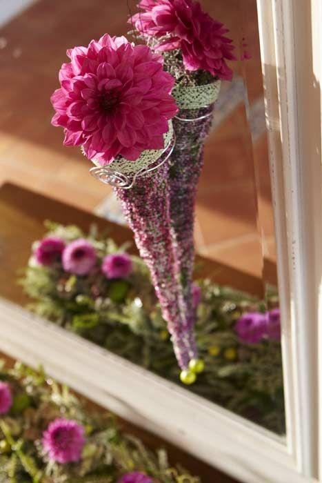 Galerie: Rosa Romantik für drinnen und draußen - Heidetrends
