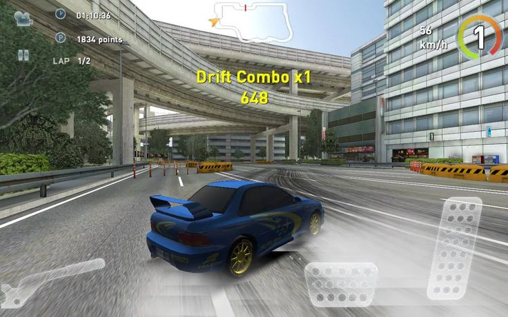 Real Drift Car Racing: captura de tela