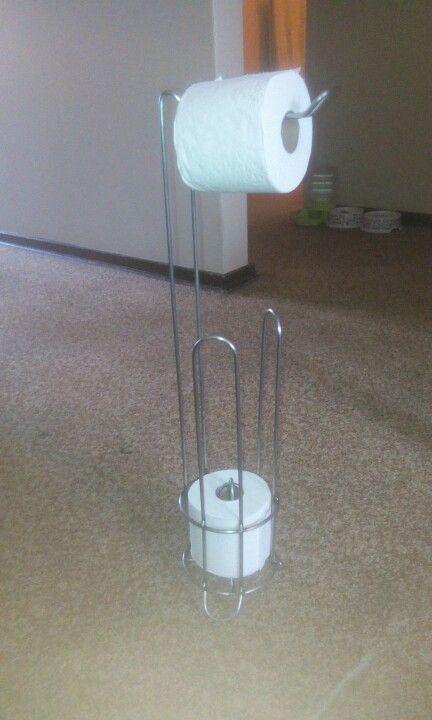 Toilet stand  Steel Art Attack