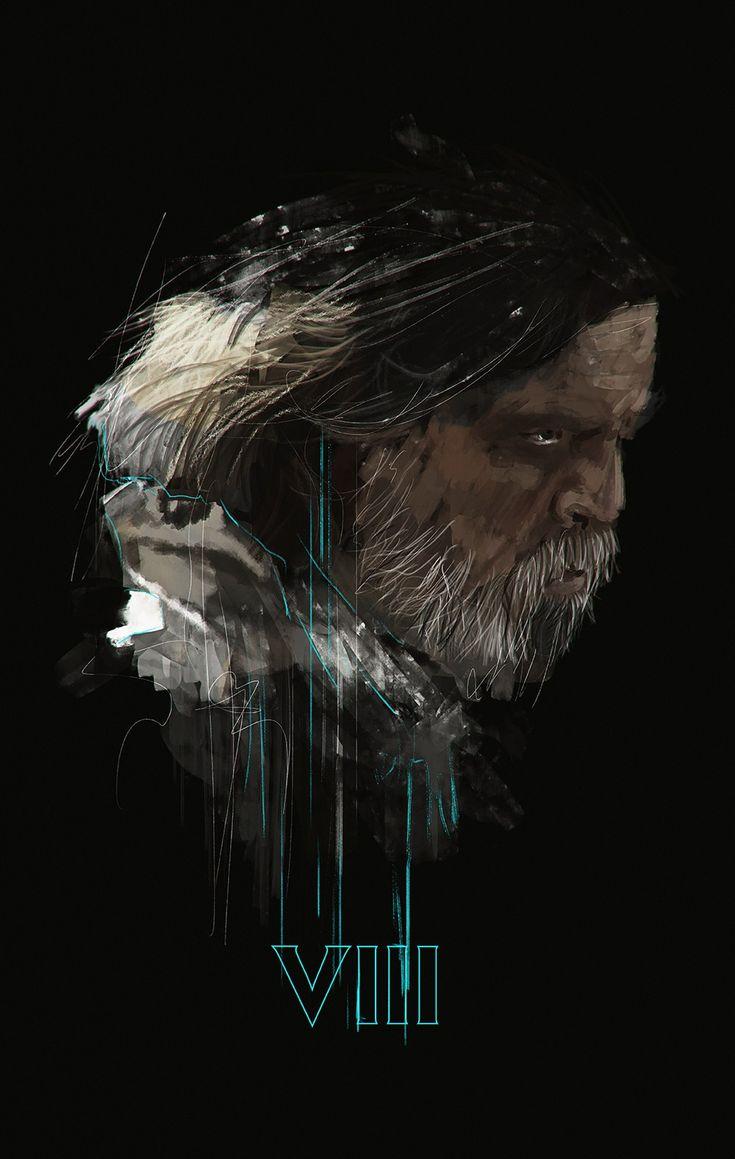 Star Wars: Episode VIII (2017) [1000 x 1576] HD Wallpaper ...