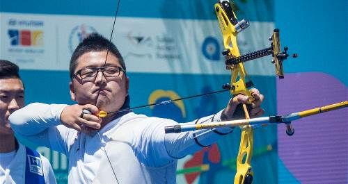 Archery adopts new scoring system and floodlights at Rio 2016