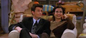 Monica e Chandler - Friends 3x11