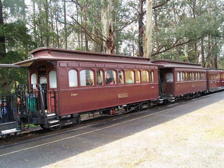 puffing billy carriages - Google Search