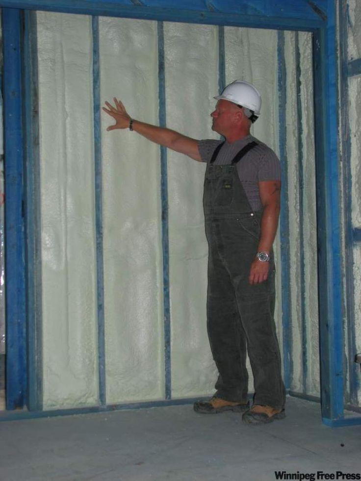 Rigid Foam Insulation Interior Basement Walls