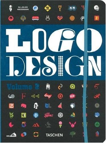 Tratta ancbe Idenità dinamiche - Fantastico - Julius Wiedemann, Logo Design - Volume 2