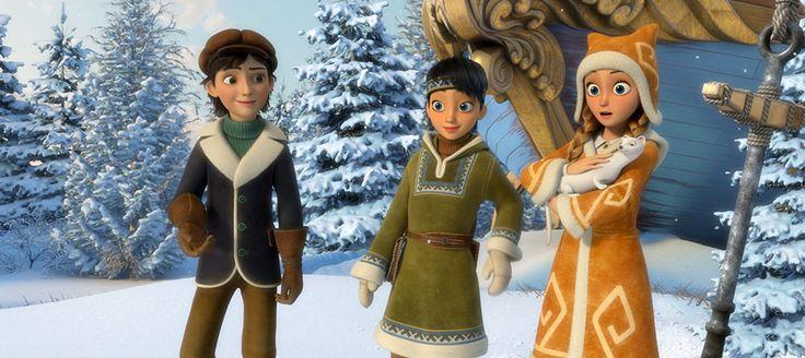 Królowa Śniegu 3: Ogień i lód / Snezhnaya koroleva 3. Ogon i led Cały Film Online Lektor PL HD