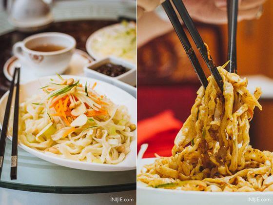 Zhajiang Noodle Beijing Style