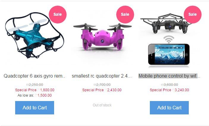 GooDrone products on lagadeals.com. Quadcopter 6 axis gyro remote control mini drone, smallest rc quadcopter 2.4G ,6 Axis Gyro drone with 720p HD camera, Mobile phone control by wifi rc planes electric,remote control aircraft airplane,drones with hd camera. For more information visit athttp://www.lagadeals.com/laga-circuits/goodrone.html and Contact us 040 6560 6691 Address: 302, Park View Castle, Road No.: 78, Jubilee Hills, Hyderabad, Telangana 500033