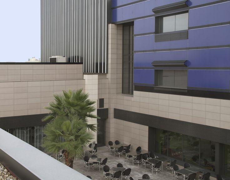 Fachadas Ventiladas FRONTEK - Acabado Pulido para Fachadas | Grecogres