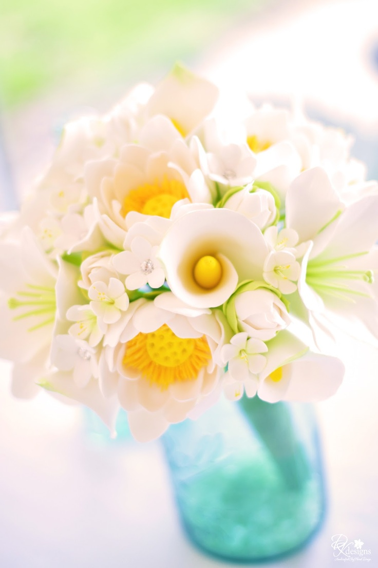 121 best wedding hair and flowers images on pinterest hairstyles dk designs lotus blossoms and buds calla lilies casablanca lily stephanotis and dhlflorist Image collections