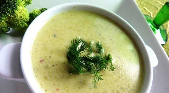 Brokoli Çorbası Tarifi | Yemek Tarifleri Sitesi | Oktay Usta, Pratik Yemekler