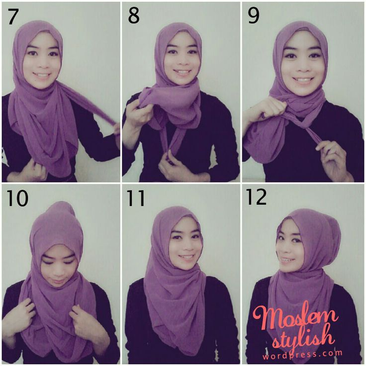 hijab tutorial | Hijab Tutorial for Beginners II
