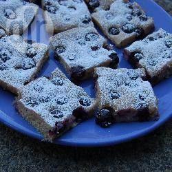 Schneller Heidelbeerkuchen vom Blech @ de.allrecipes.com