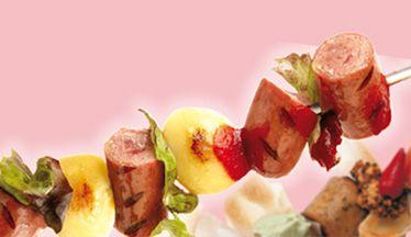 Las #salchichas #premium de #Picken #Gourmet provienen de una #receta alemana que ha pasado de generación en generación  #sabercomer #sabortradicional #brochetas #frankfurt #bratwurst #hotdog #barbacue