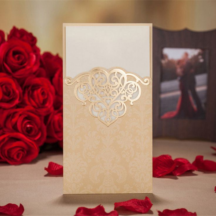 28 best Wedding Cards images on Pinterest | Wedding cards, Wedding ...