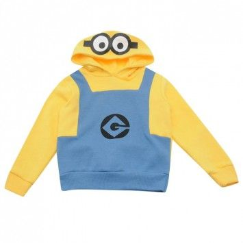 Minion gyerek kapucnis pulóver - brandcenter webáruház