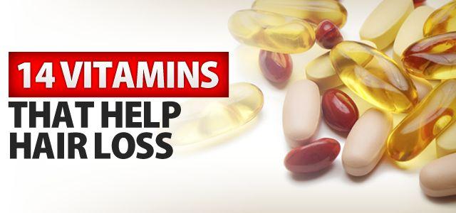 14 Vitamins for Hair Loss & Thinning Hair - ProgressiveHealth.com