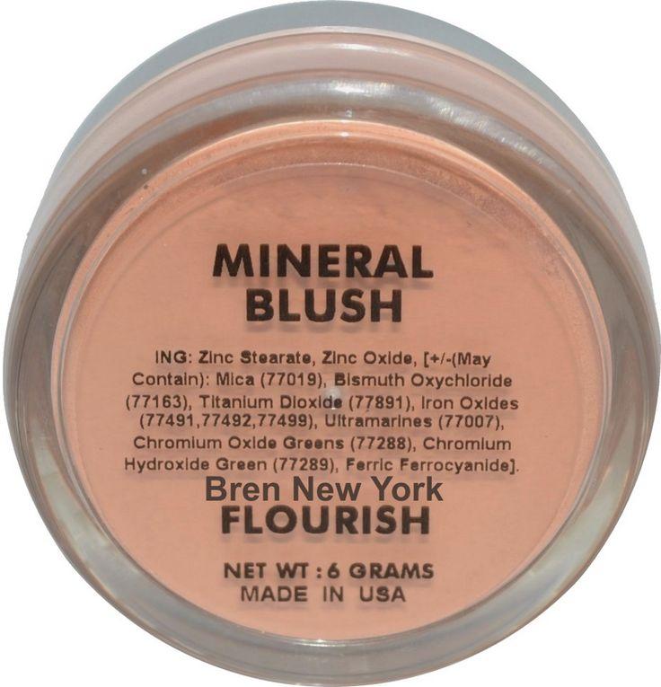 Flourish Mineral Blush Shade