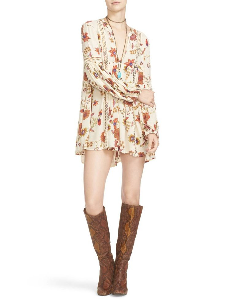 Trunk club 2, Returned, Just the Two of Us Floral Tunic