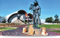 Stockman's Hall of Fame, Longreach, Qld Aust