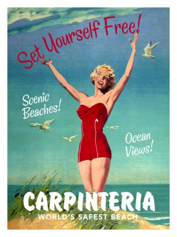 Have you been to the World's Safest Beach in one of the best kept secrets on California's Central Coast? http://www.santabarbaraca.com/visitor-info/explore-cities/carpinteria/