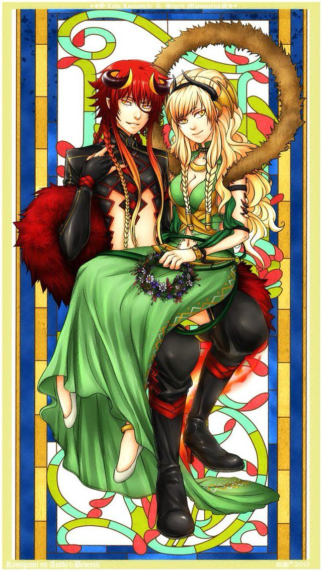 316 best Kamigami no Asobi images on Pinterest | Anime guys, Hot ...
