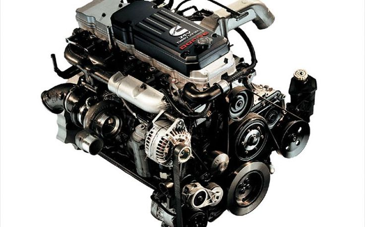 5.9L Vs. 6.7L Cummins Diesel Engines - Turbo Diesel - Diesel Power ...