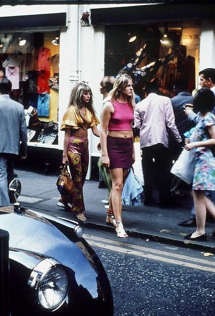 Carnaby Street by arbyreed, via Flickr
