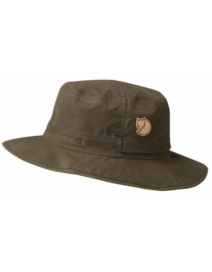 Fjellreven Hunter Hat - Dark Olive