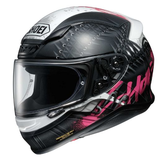 Shoei Seduction RF-1200 Street Bike Racing Motorcycle Helmet 5