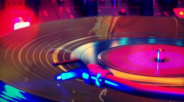 Record Player Light