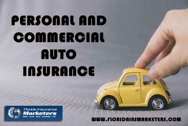Difference Between Personal And Commercial Auto Insurance Car
