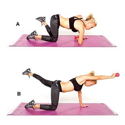 Total Body Toning! Great workout moves for total body toning! It's a quick workout routine that won't take too much of your time! This can be a great workout for the Holiday season! Great way to keep weight off while attending all those gatherings!
