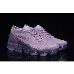 a59e8fef7f9 Nike Air VaporMax Flyknit 2018 purple air max knitted whole shoes for women