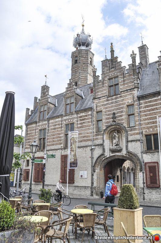 Het Markiezenhof van Bergen op Zoom