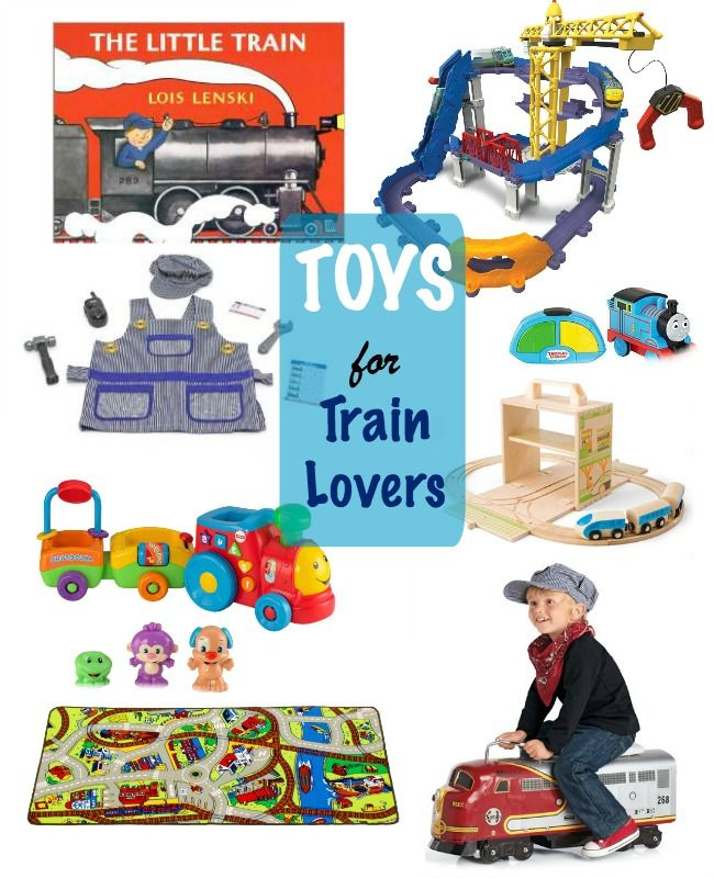National Train Day and Toys for Train Lovers | The Shopping Mama