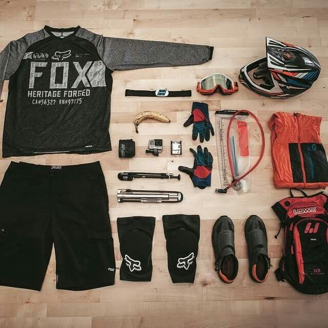 Mountain Biking MTB Bike Fox